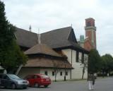 2Evangelický dřevěný kostel