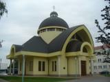 92Nový řecko katolický kostel